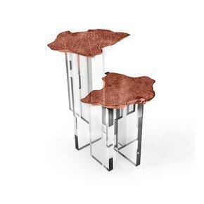 Monet Side Table - Boca-Do-Lobo - Treniq