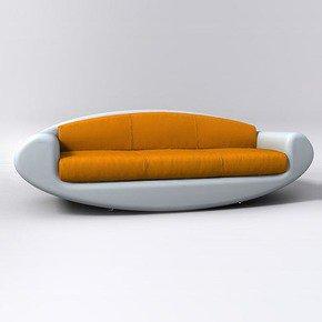Loval Sofa -  - Thomas de Lussac - Treniq
