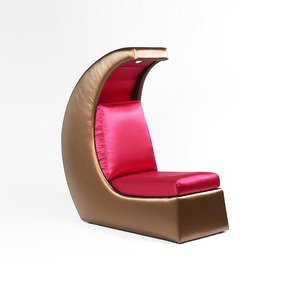 Lunaire Lounge Chair - Thomas de Lussac - Treniq