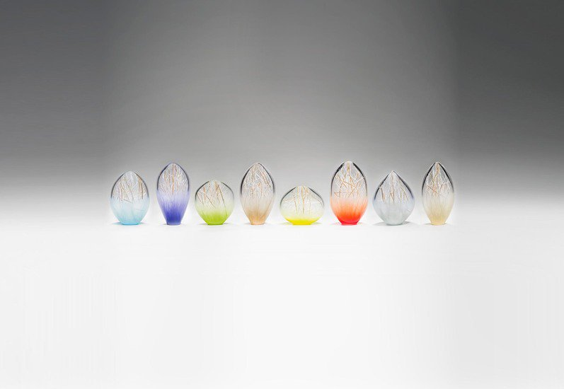 Composition of small penumbra sculpture london glassblowing treniq 1
