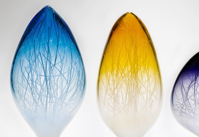 Panicum group sculpture london glassblowing treniq 2