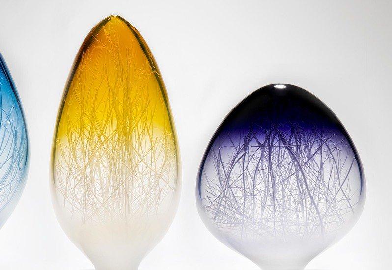 Panicum group sculpture london glassblowing treniq 3