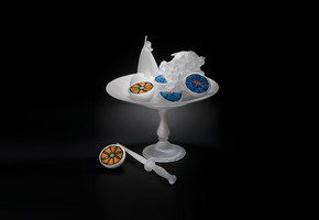 Perfect Bounty Sculpture - London Glassblowing - Treniq