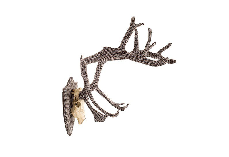 Tweed deer antlers rhubarb london treniq 2
