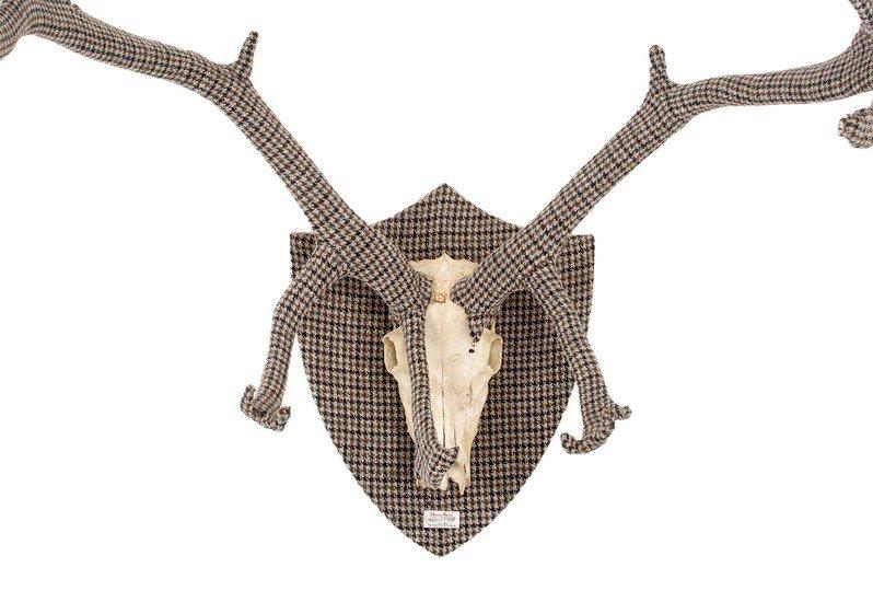 Tweed deer antlers rhubarb london treniq 3