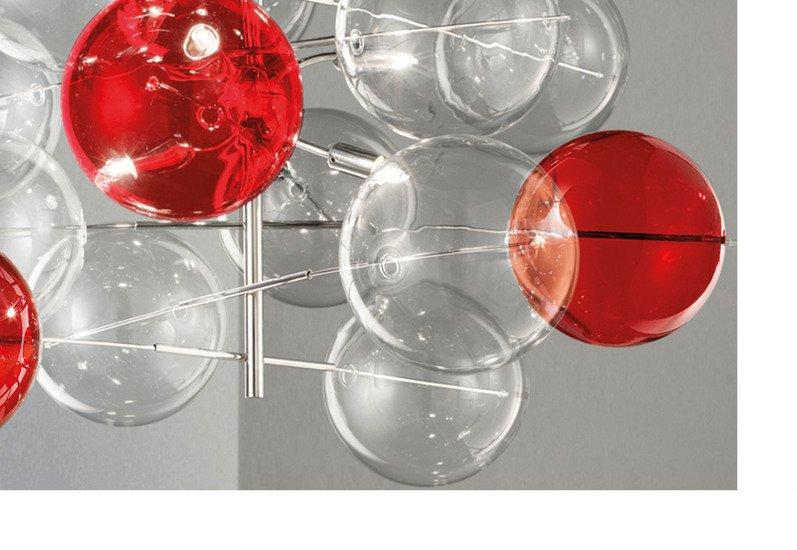 Atom suspension lamp metallux treniq 4