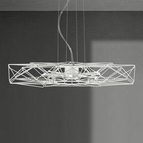 High Voltage Pendant Lamp - Metallux - Treniq