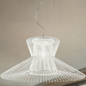 Impossible Pendant Lamp II - Metallux - Treniq