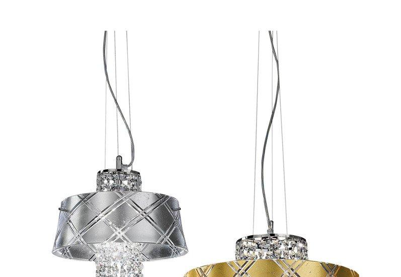 Medusa suspension lamp metallux treniq 2