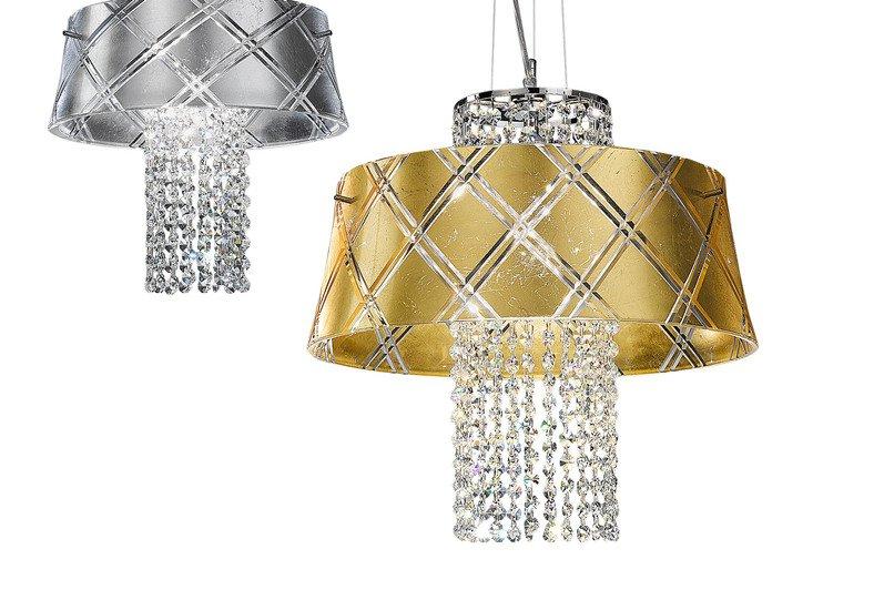 Medusa suspension lamp metallux treniq 3