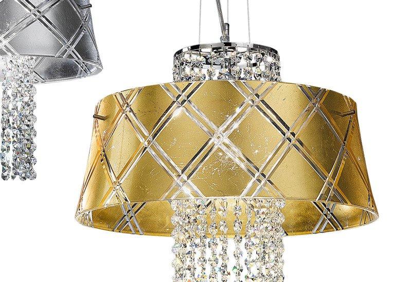 Medusa suspension lamp metallux treniq 4