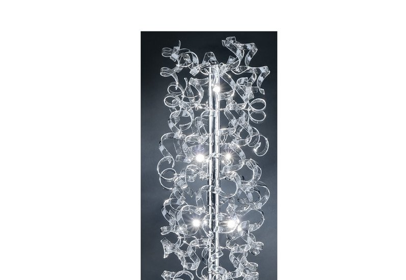 Star floor lamp 2 metallux treniq 2