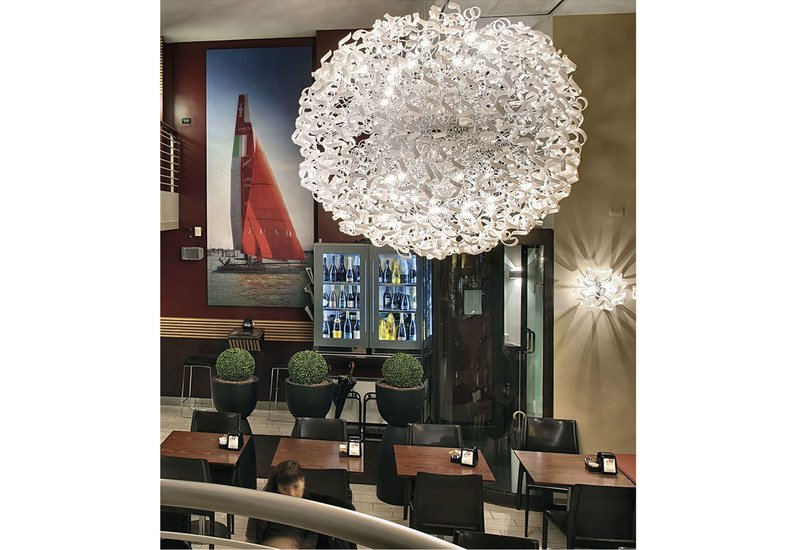 Star suspension lamp ii metallux treniq 4