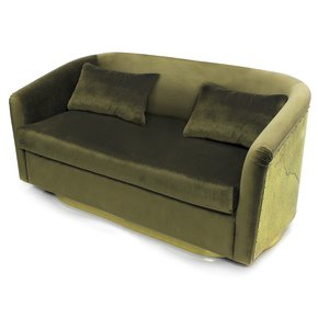 Earth 2 Seat Sofa - Brabbu - Treniq