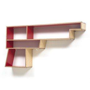 Uzishelf Bookshelf - Studio KM Alain Marzat - Treniq