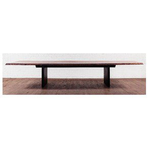 Bubinga Dining Table - Aguirre Design - Treniq