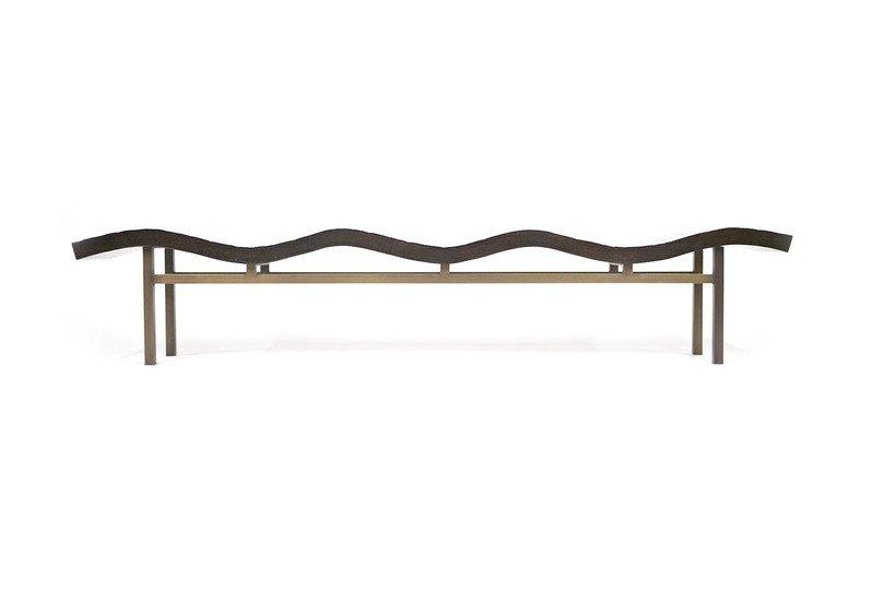 Wave bench aguirre design treniq 2