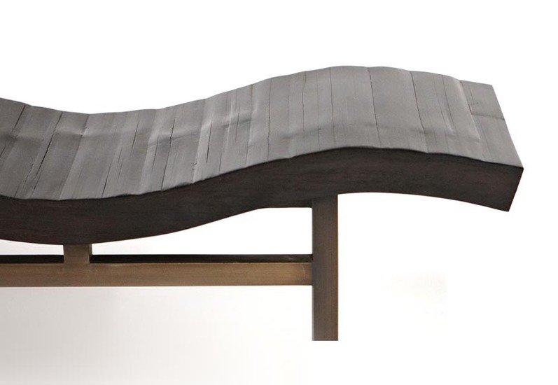 Wave bench aguirre design treniq 4
