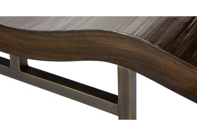 Wave bench aguirre design treniq 6