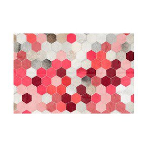 Angulo Rug in Pink