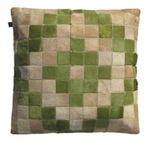 Azteca Cushion - Green
