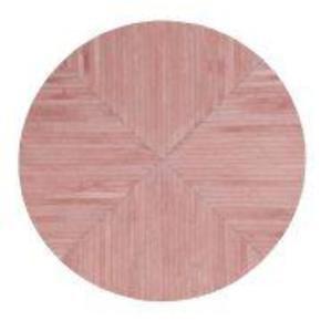 La Quinta Rug - Pink