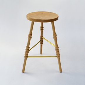 Abacus Bar Stool