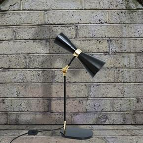 Cairo Contemporary Table Lamp
