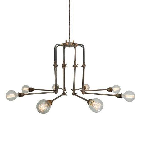 0005258 san mateo modern chandelier