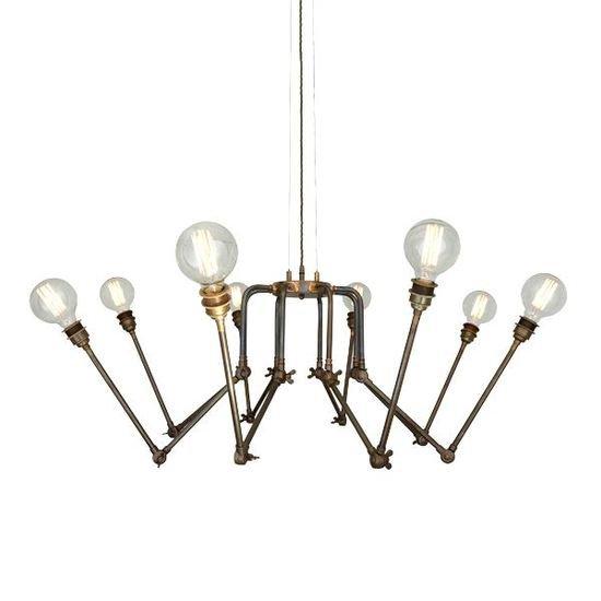 0005259 san mateo modern chandelier