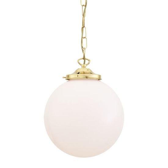 0004020 yerevan 25cm globe pendant light