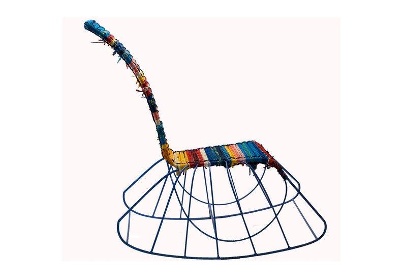 Lion fish chair sahil and sarthak treniq 5
