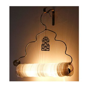 Lucknow Choori Wall Lamp - Sahil and Sarthak - Treniq