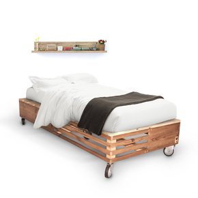 Mercado Single Bed