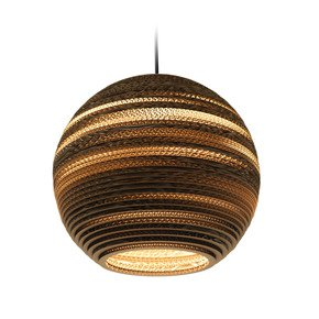 Moon14 Suspension Lamp - Greypants Lighting - Treniq