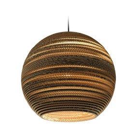 Moon18 Suspension Lamp - Greypants Lighting - Treniq