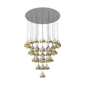 Hanna Chandelier Lamp - Delightfull - Treniq