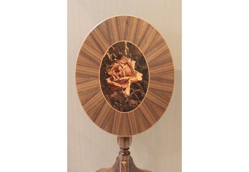 Tea table rose solo wood interior solutions ltd treniq 2