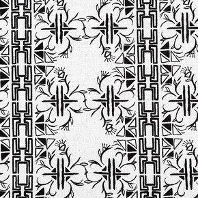 Cerita Fabric - Caroline Cecil Textiles - Treniq