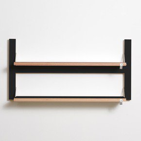 Flaepps Regal Double Shelf - Ambivalenz - Treniq