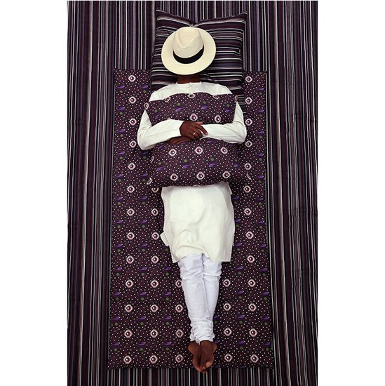 Nomad india black ihita mattress
