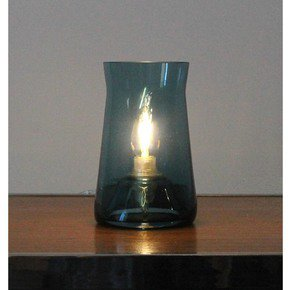 Waisted Table Lamp- One Foot Taller - Treniq