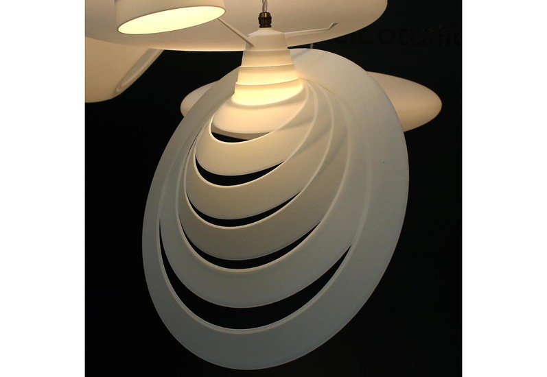 Whip pendant lamp iii one foot taller treniq 2