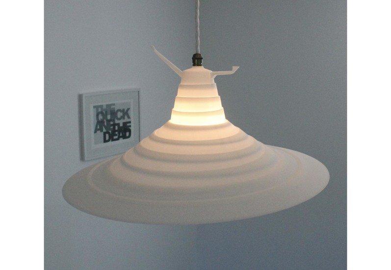 Whip pendant lamp iii one foot taller treniq 5