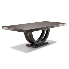 Metro Wood Dining Table - Woodcraft - Treniq