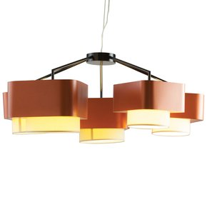 Carousel Suspension Lamp - Mambo Unlimited - Treniq