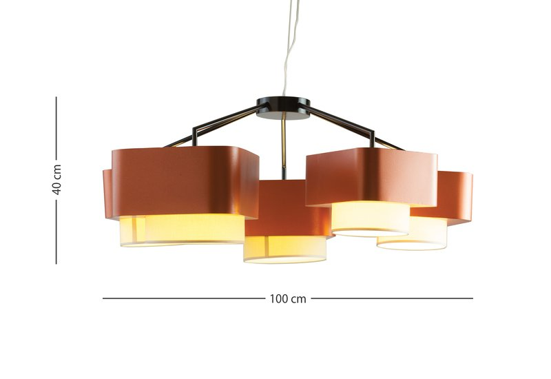 Carousel suspension lamp mambo unlimited treniq 5