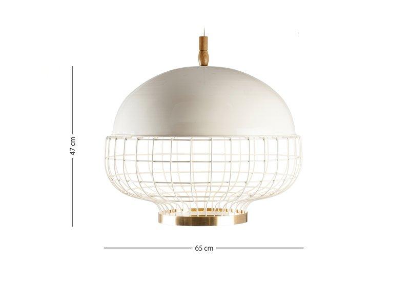 Magnolia i suspension lamp mambo unlimited treniq 5