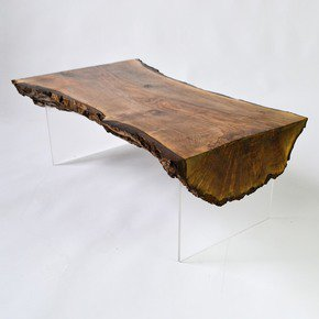 English Walnut Desk - Frances Bradley - Treniq
