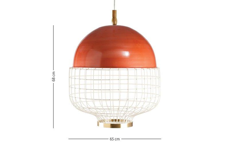 Magnolia suspension lamp mambo unlimited treniq 4